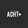 Acht+ Meerwarenhuis Logo